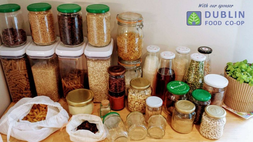 Reuse jars for zero waste